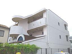 埼玉県川口市川口2丁目の賃貸マンションの外観