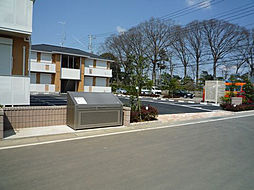 サンモール B[1階]の外観
