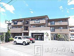 愛知県豊田市御立町8丁目の賃貸マンションの外観
