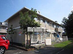 ハイツNINOWARI C棟[2階]の外観