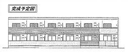 サンライン[1階]の外観