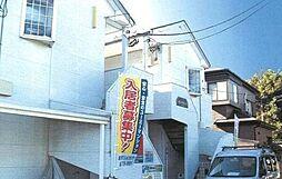 埼玉県白岡市白岡の賃貸アパートの外観