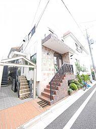 東京都杉並区宮前5丁目の賃貸アパートの外観
