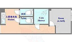 早稲田駅 3.5万円