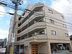 兵庫県尼崎市武庫町2丁目の賃貸マンションの外観