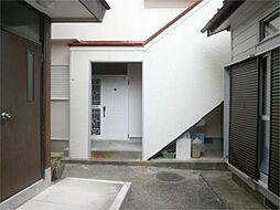 貞方アパート[1F号室]の外観