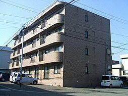 北海道札幌市西区西町北10丁目の賃貸マンションの外観