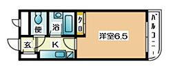 PLEAST田島[1階]の間取り
