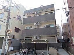 フジパレス城東永田II番館[3階]の外観
