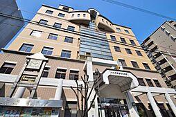 大国町青山ビル別館[10階]の外観