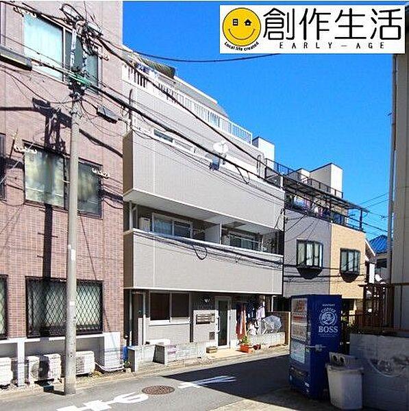 OHコート 3階の賃貸【東京都 / 中野区】