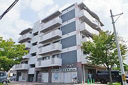大阪府枚方市春日東町2丁目の賃貸マンションの外観