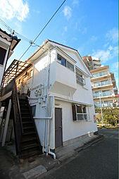 西舞子アパート[1階]の外観