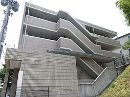 カリーノカサメント東中振[2階]の外観