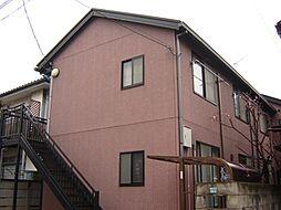 東京都豊島区高松2丁目の賃貸アパートの外観