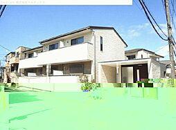 東京都豊島区目白の賃貸アパートの外観
