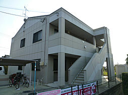 スウィートベル[1階]の外観
