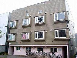 ラガール菊水[2階]の外観