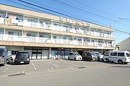 長野県長野市篠ノ井布施五明の賃貸マンションの外観
