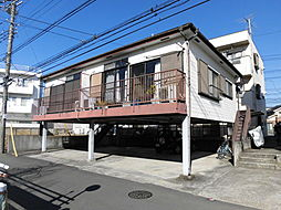 第3藤ハウス[2階]の外観