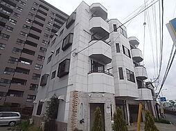 千葉県柏市旭町5丁目の賃貸マンションの外観