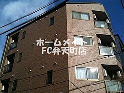 大阪府大阪市港区夕凪2丁目の賃貸マンションの外観