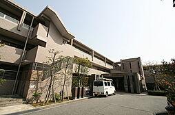 兵庫県神戸市北区鈴蘭台西町4丁目の賃貸マンションの外観