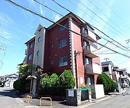 京都府長岡京市久貝2丁目の賃貸マンションの外観