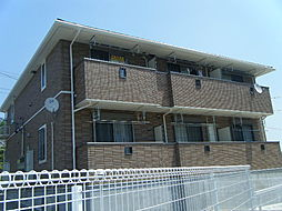 愛知県知多郡阿久比町大字植大字鎮の賃貸アパートの外観