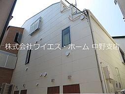 JR総武線 東中野駅 徒歩8分の賃貸アパート