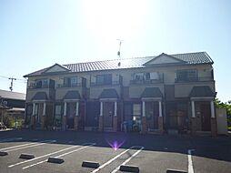 [テラスハウス] 滋賀県愛知郡愛荘町豊満 の賃貸【/】の外観