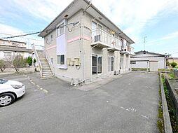 佐賀県佐賀市光2丁目の賃貸アパートの外観