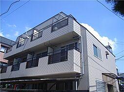 東京都品川区大井7丁目の賃貸マンションの外観