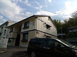 ガーデンハウス田方 A棟[1階]の外観