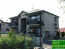 フォーレス桜ヶ丘A棟[102号室]の外観