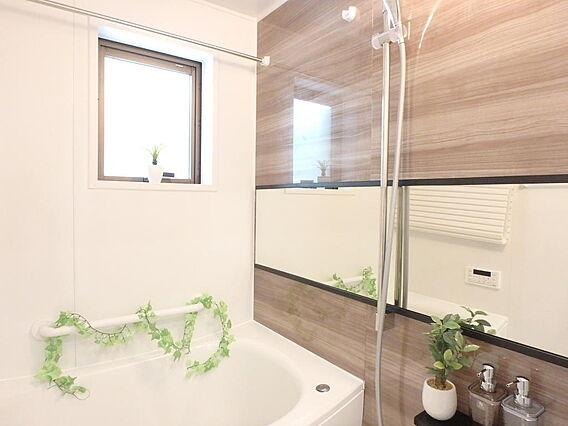 窓付 浴室換気...