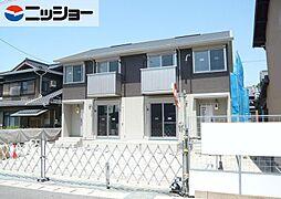 [タウンハウス] 愛知県岡崎市柱町字福部池 の賃貸【/】の外観