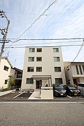 広島県広島市中区東千田町1丁目の賃貸マンションの外観