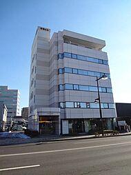 長野県長野市中御所4丁目の賃貸マンションの外観