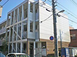 埼玉県戸田市中町1の賃貸マンションの外観