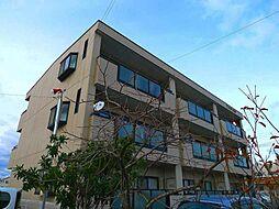 兵庫県加古川市野口町長砂の賃貸マンションの外観