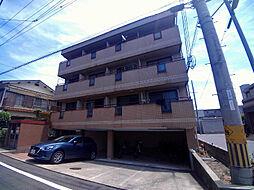 大阪府茨木市春日5丁目の賃貸マンションの外観