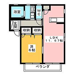 アネックス浅井D