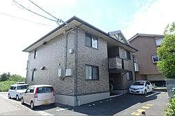 新潟県新潟市中央区小張木1丁目の賃貸アパートの外観