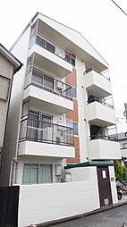 プチハイム[2階]の外観
