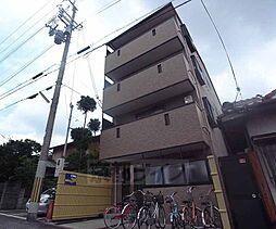 京都府京都市右京区西京極東大丸町の賃貸アパートの外観