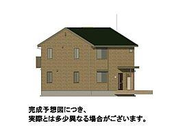 Jハープ木ノ本[2階]の外観