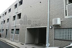 大阪府八尾市北本町3丁目の賃貸マンションの外観