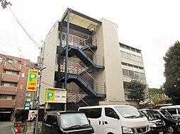 レフティー岡東[2階]の外観