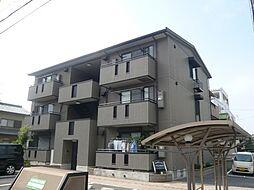 大阪府堺市北区東三国ヶ丘町5丁の賃貸アパートの外観